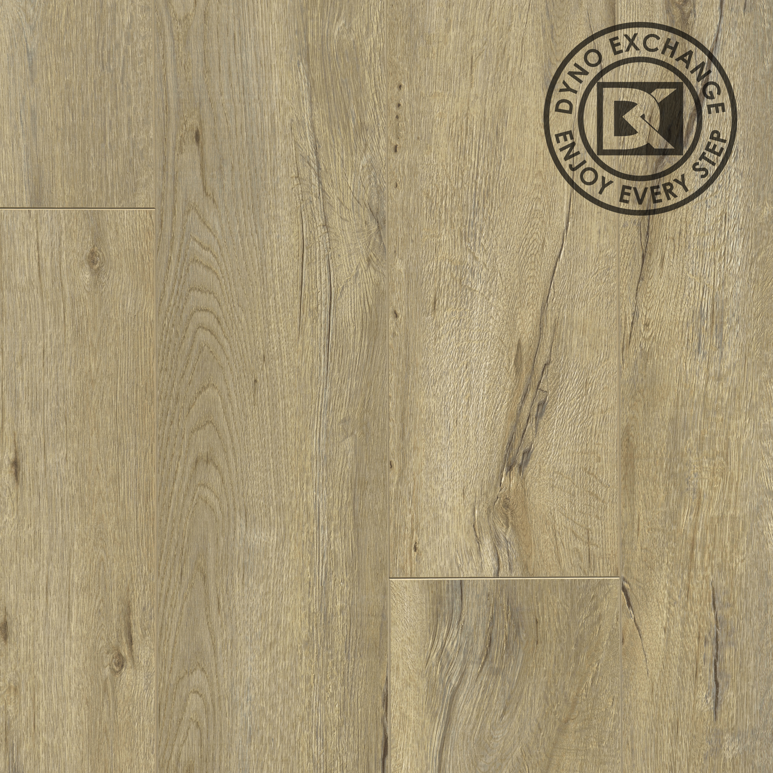 Dyno Exchange, Essence Collection Laminate Flooring, Newport Sand (20.15 sqft/box)