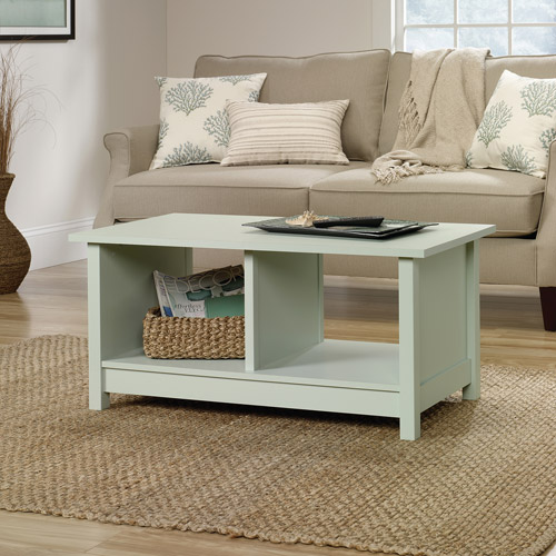 Sauder Original Cottage Collection Coffee Table, Rainwater