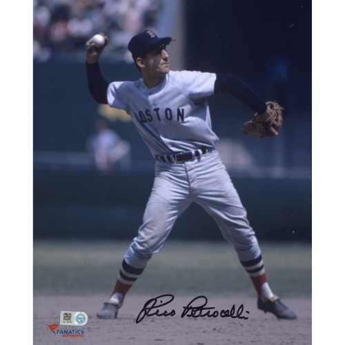 "Rico Petrocelli Boston Red Sox Fanatics Authentic Autographed 8"" x 10"" Throwing Photograph - No Size"