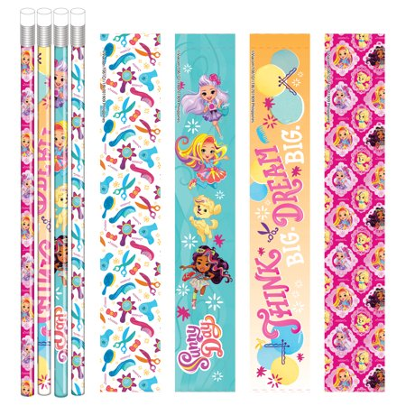 Celebrations Sunny Day 4pack Slap Bracelet - 90s Slap Bracelets