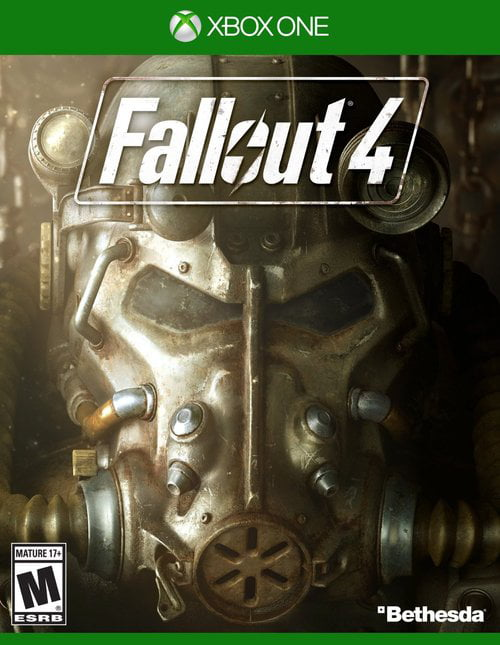 Fallout 4, Bethesda, Xbox One, 093155170421 by Bethesda