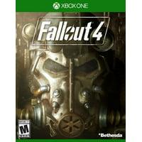 Fallout 4, Bethesda, Xbox One, 093155170421