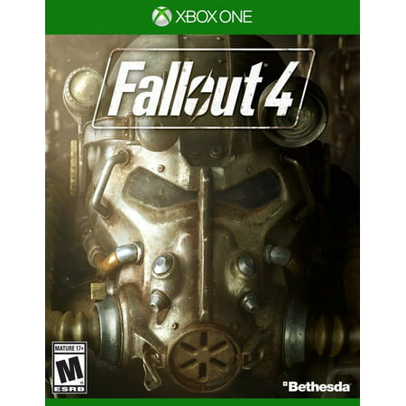 Fallout 4, Bethesda, Xbox One, 093155170421 (Collective Minds Xbox One Media Hub Review)
