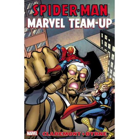 Spider-man: Marvel Team-up by