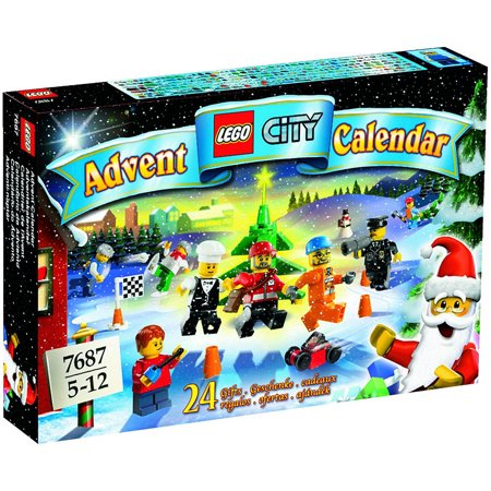 Lego City Advent Calendar  7687