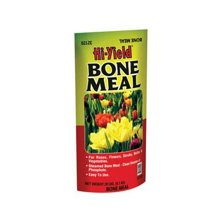 Release Granules - Hi-Yield 32120 Bone Meal, Granules 20 lbs