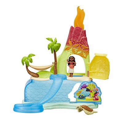 Disney Princess Moana Island Adventure Set