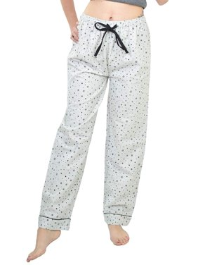 Up2date Fashion's Women's 100% Cotton Flannel Pajama / Sleep / Lounge Pants
