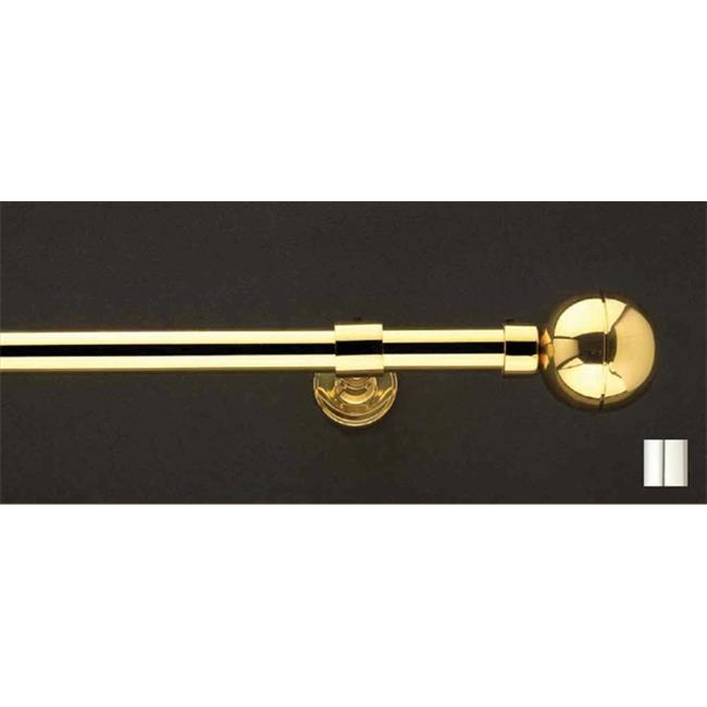WinarT USA Liber 1022 Curtain Rod Set - 1 inch 110
