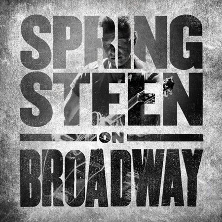 Bruce Springsteen Guitar - Springsteen On Broadway (CD)