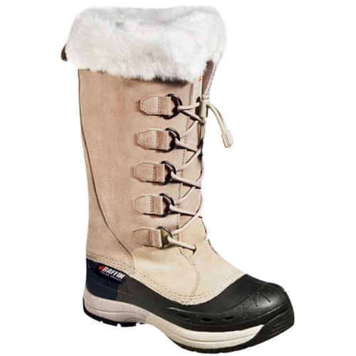 Baffin DRIFW007 BR6 10 WoMen's Judy Boots Sand Size 10