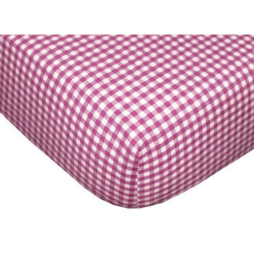 Tadpoles Tadpoles Classic Gingham 2 Piece Fitted Sheet Set