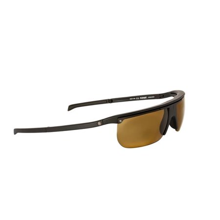6c7c0d15e51 Popticals - Popticals PopArt Polarized Sunglasses  44  Black Matte  Polarized Brown - Walmart.com
