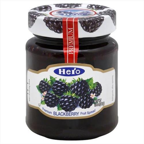 Fruit Spread Blackberry -Pack of 8