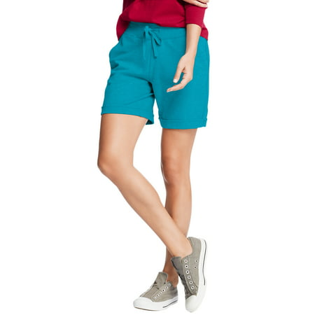 Women's 11 French Terry Bermuda Short with (Baby French Terry Short)