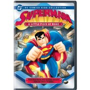 Superman: The Animated Series: A Little Piece Of Home (DVD + Digital Comic) (Walmart Exclusive) (WALMART EXCLUSIVE) by