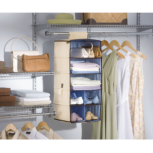 Rubbermaid Configurations Canvas Shelving Unit