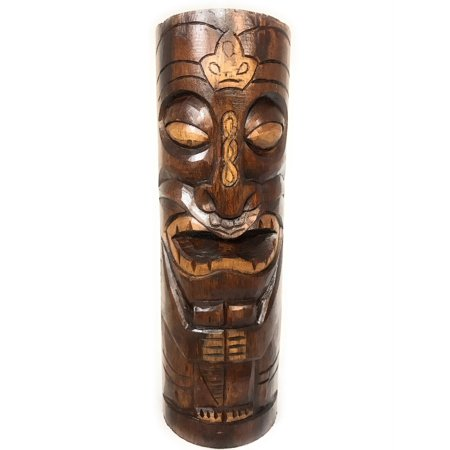 Easter Island Da King Tiki Totem 20