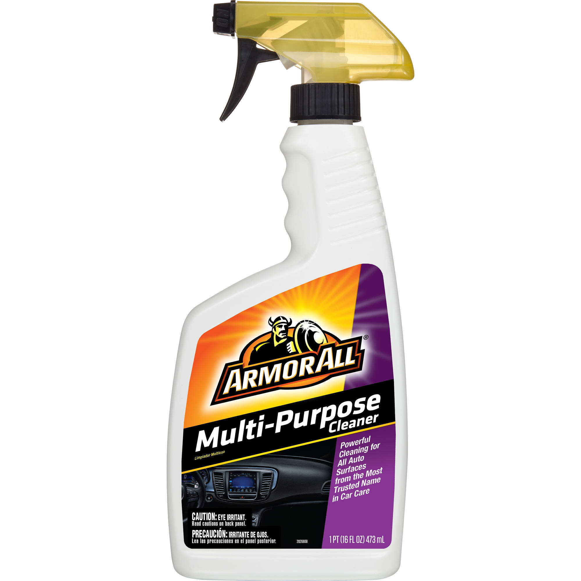 Armor All Multipurpose Cleaner, 16 oz by Armored Autogroup Sales Inc