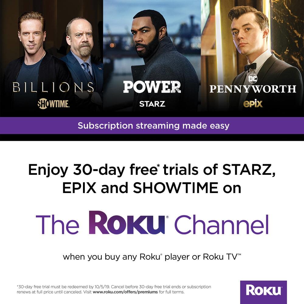 Roku Premiere 4K HDR Streaming Player - Walmart com
