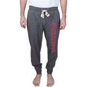 Oklahoma Sooners Splitter Jersey Cuffed Pants - Gray