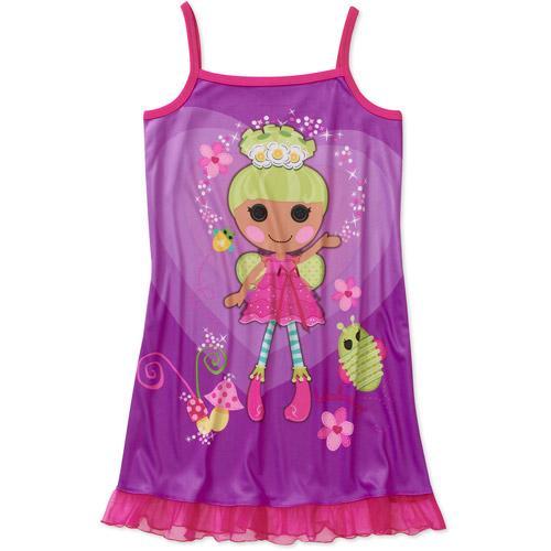 Lalaloopsy Girls' Pajama Nightgown
