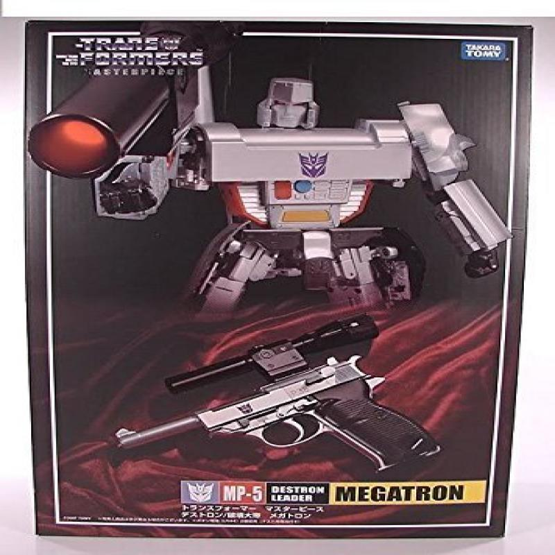 Transformers Masterpiece Megatron Mp-05 by