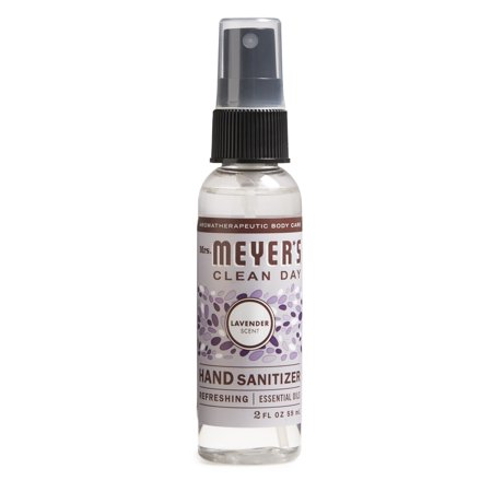 Mrs. Meyer's Clean Day Hand Sanitizer, Lavender Scent, 2 ounce bottle ()