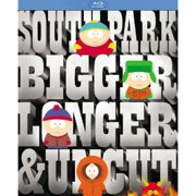 South Park: Bigger, Longer & Uncut [Blu-ray] by PARAMOUNT HOME VIDEO