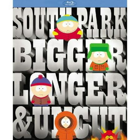 South Park: Bigger, Longer & Uncut (Blu-ray) (South Park Bigger Longer And Uncut 1999)