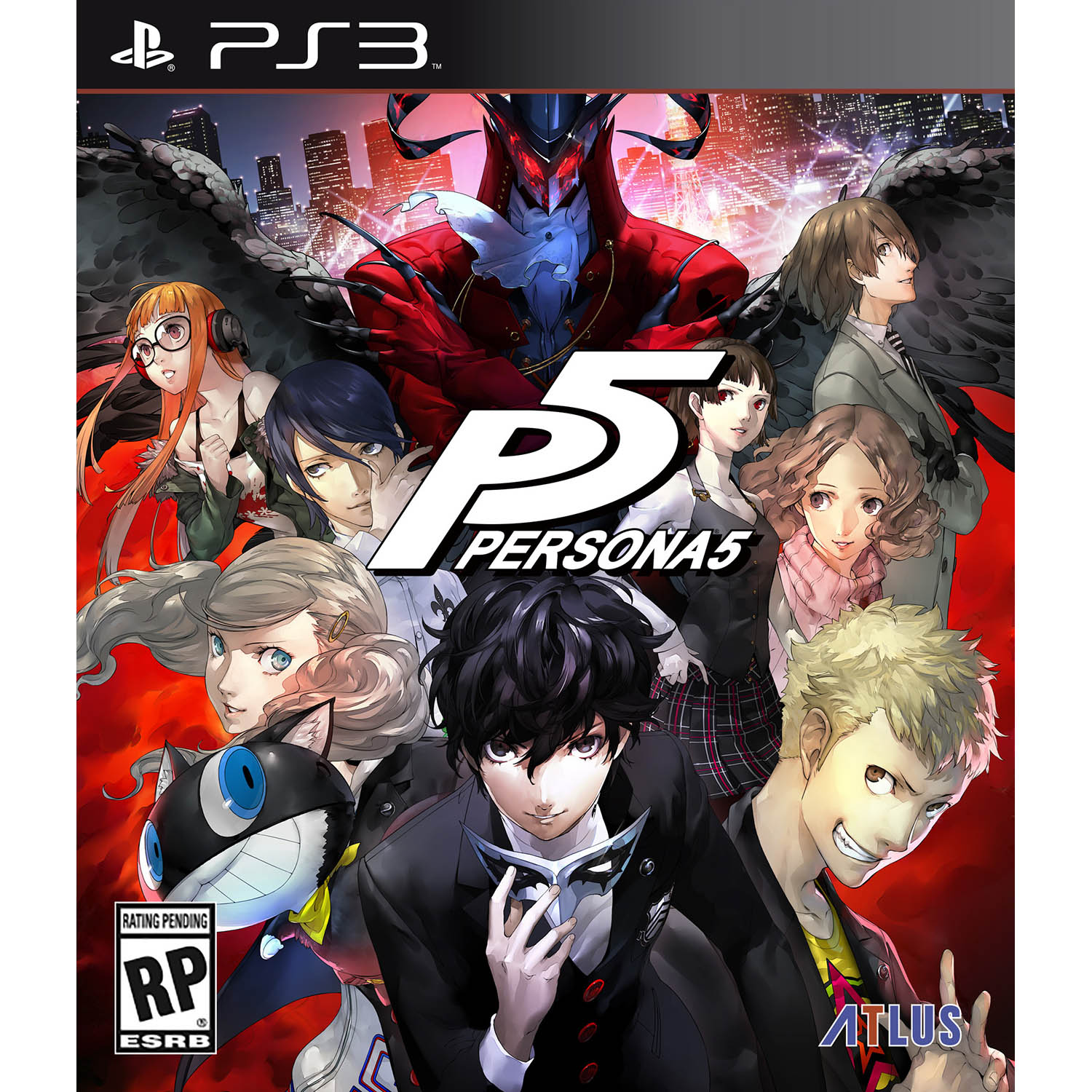 Persona 5 - Pre-Owned (PS3)