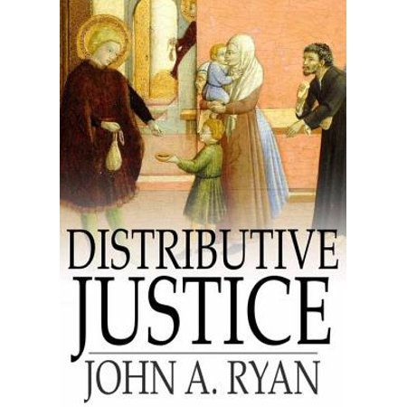 Distributive Justice - eBook