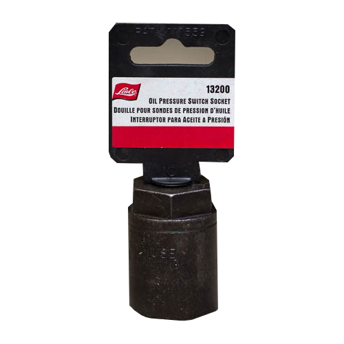 Lisle 13200 Universal Oil Pressure Sending Unit Socket by Lisle