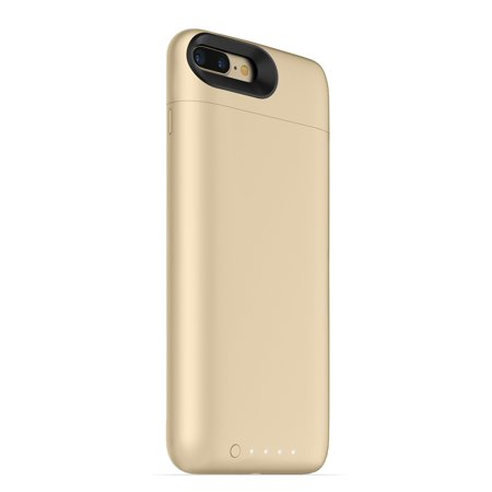 super popular 2fe9b e8c5c mophie - Juice Pack External Battery Case with Wireless Charging for iPhone  7 Plus - Gold