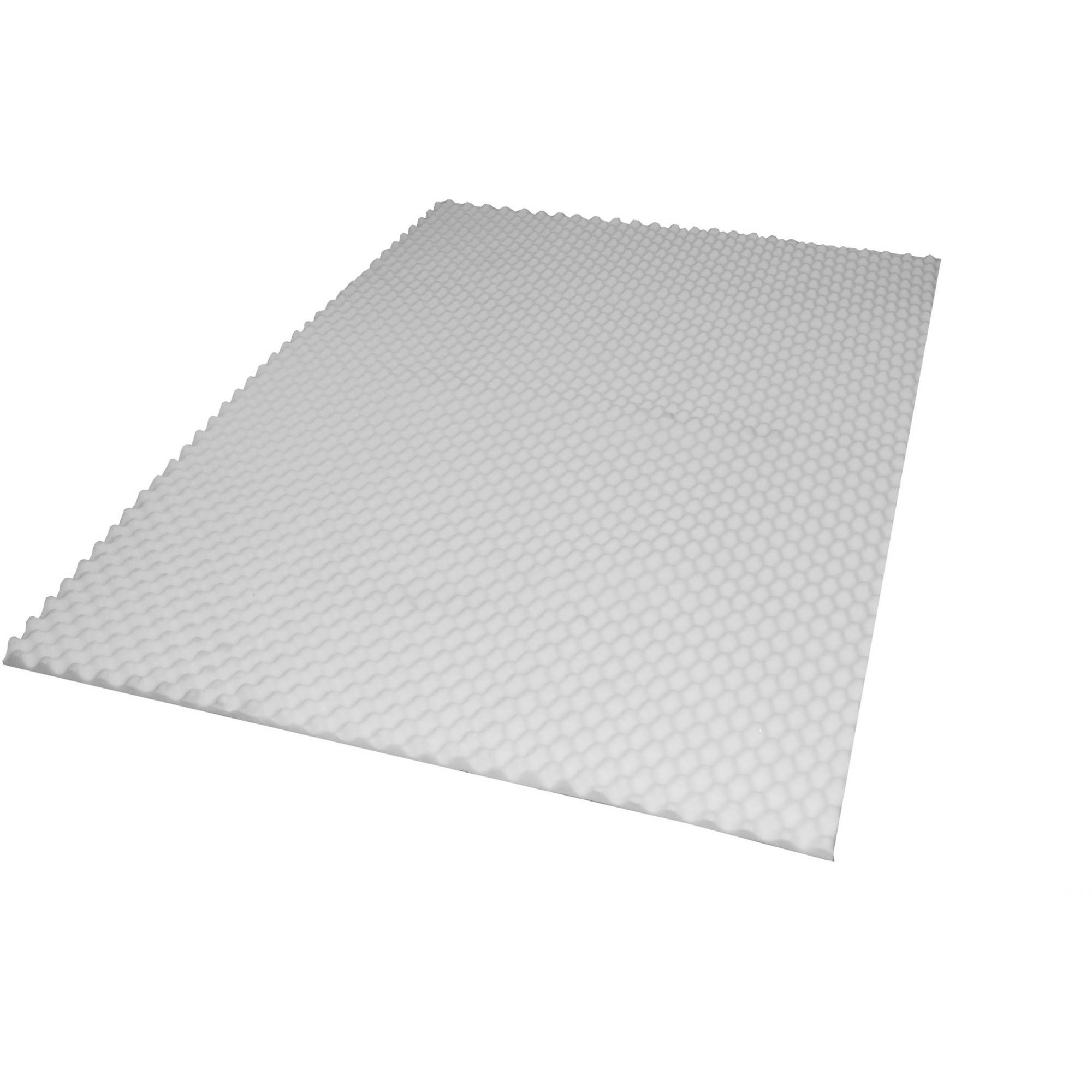 "Mainstays Foam Mattress 0.5"" Pad, 1 Each"