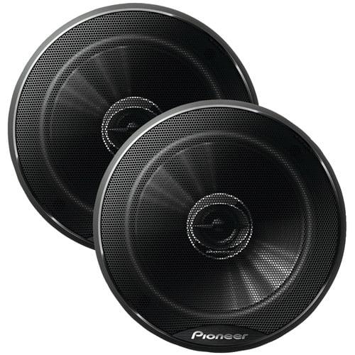 """Pioneer 6.5"""" 250-Watt 2-Way G-Series Speakers TS-G1645R (Pair)"""