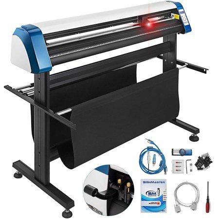 Vevor 53 Quot Vinyl Cutter Plotter Sign Cutting Machine