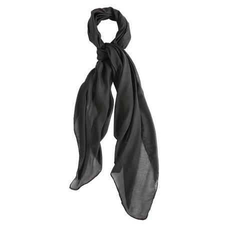 Black Linen Wrap (Soft Flax Linen Shawl Wrap 70 x 35 inches)