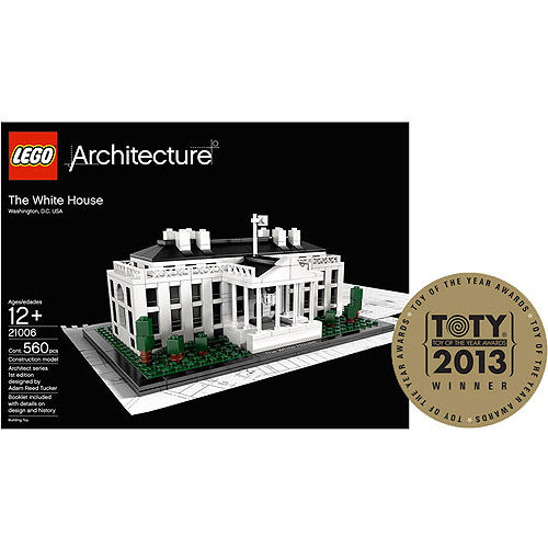 LEGO Architecture, The White House