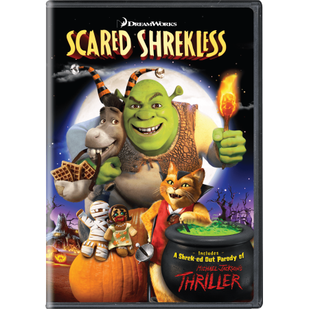 Scared Shrekless (DVD) - Good Scary Movies To Watch On Halloween