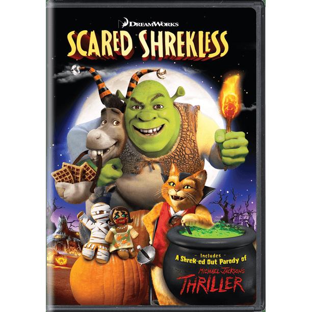 Scared Shrekless Dvd Walmart Com Walmart Com