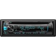 Kenwood KDC-HD262U Single Din In-Dash CD Receiver with HD Radio & Remote