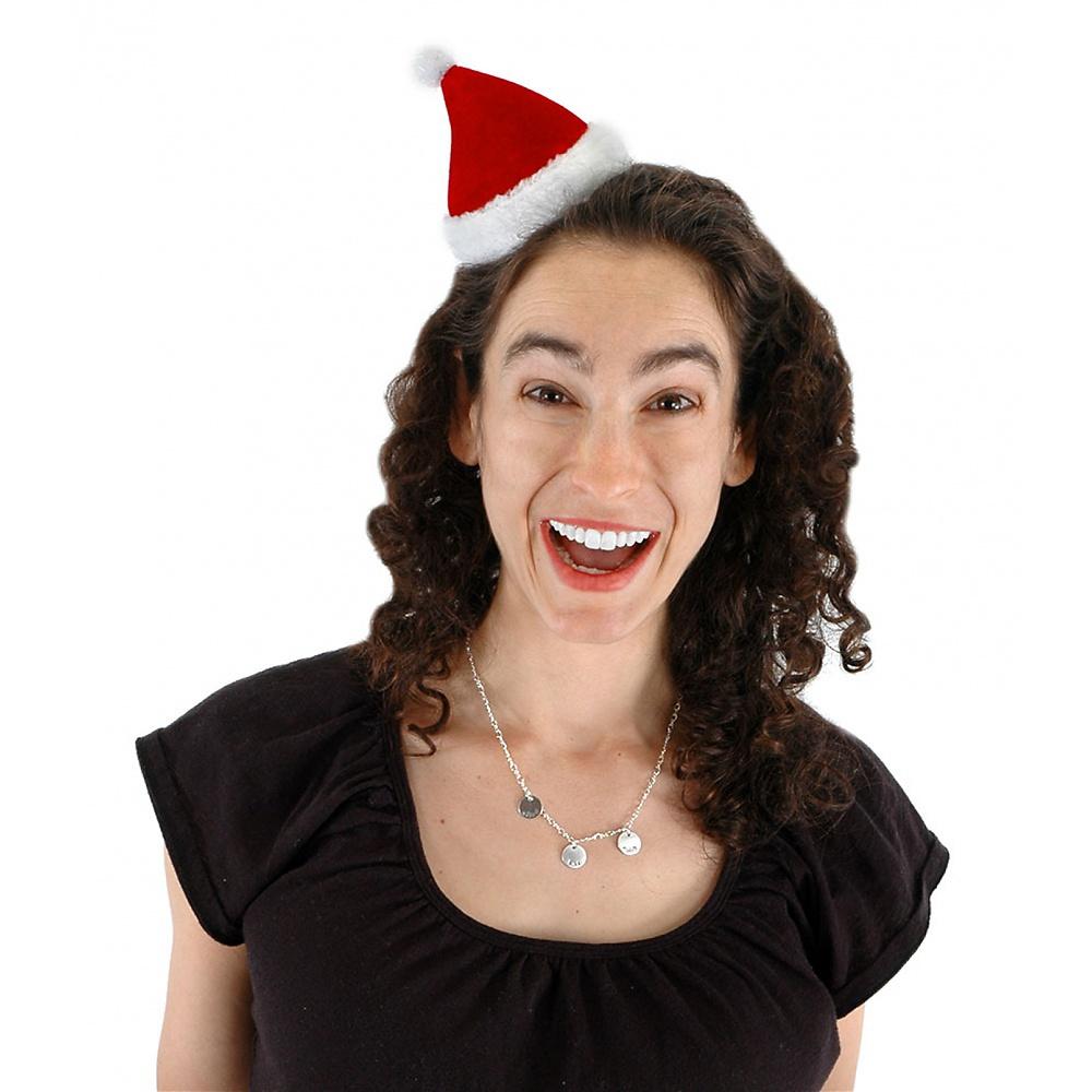 Christmas Mini Santa Claus Costume Hat