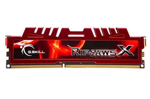 G.Skill F3-10666CL9S-8GBXL Ripjaws X 8GB (1x8GB) DDR3-1333MHz Desktop Memory