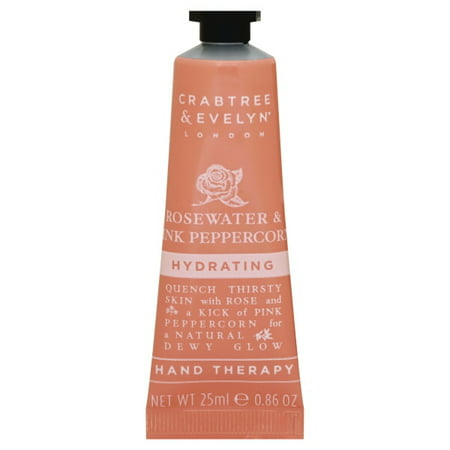 Crabtree & Evelyn RosewaterΠnk Peppercorn Hand Therapy 25 g