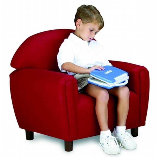 BNW FSVR200 Vinyl School Age Chair - Red