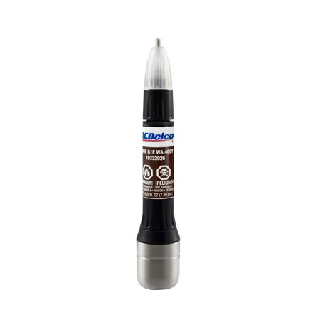 Chocolate Burnished Leather (GM ACDelco Touch Up Paint Bottle Cocoa Bronze G1F WA406Y with Clear Coat, This paint is also known as: Dark Chocolate, Cocoa Bronze, Autumn Bronze, Burnished.., By Yates)