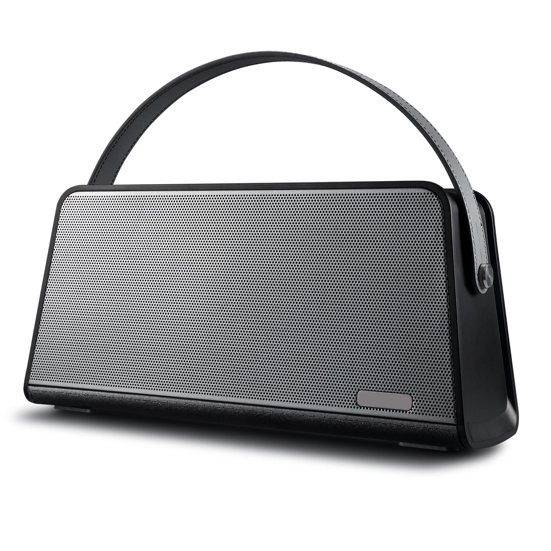 TechComm OV-P5 Hi-Fi Bluetooth NFC Speaker with Quick Charging Adapter