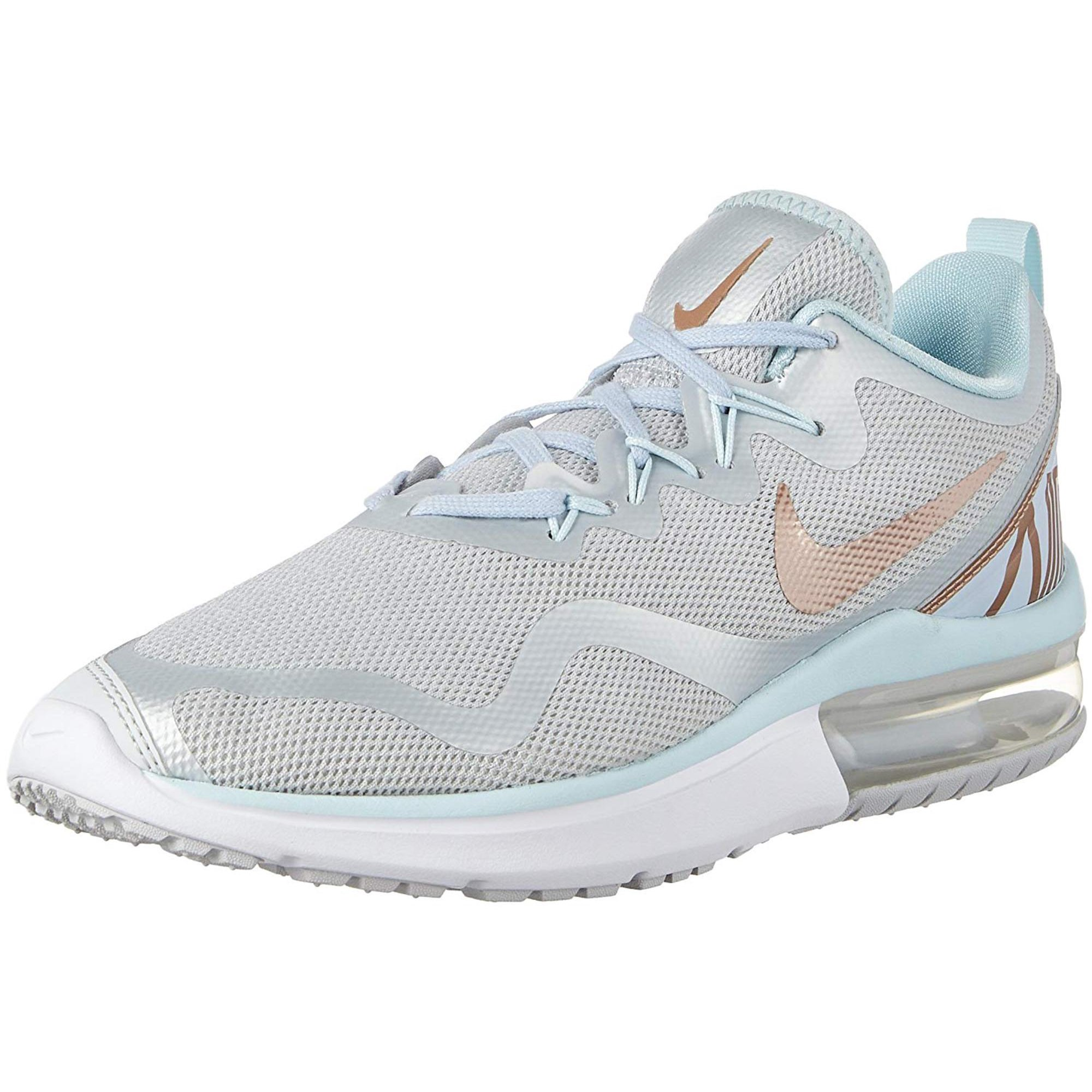 code promo d3ed0 72cc1 Nike Women's Shoes Air Max Fury Sneakers Pure Platinum