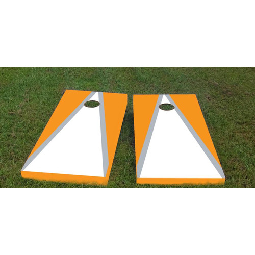 Custom Cornhole Boards Tennessee Cornhole Game (Set of 2) by Custom Cornhole Boards
